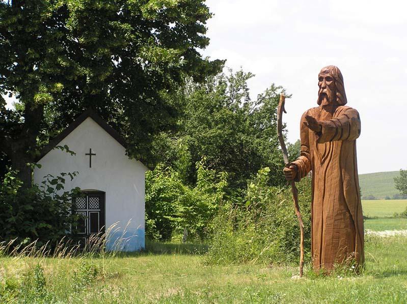 Św. Krzysztof w Blatničce