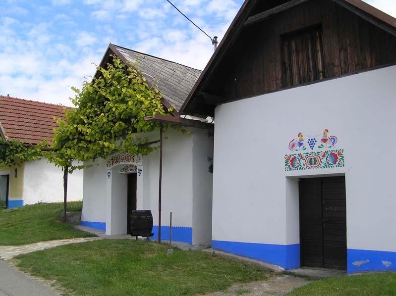Piwniczki win w Blatnicy (subregion slovacki)