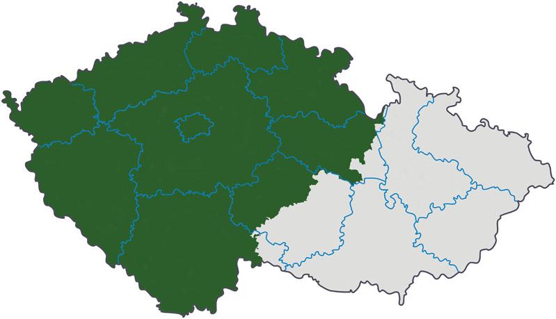 Terytorium Czech