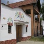 Piwniczka win w Bzencu