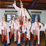 Zywe tradycje na Morawskim Slovacku