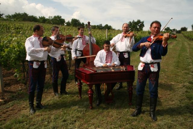 Varmužova cimbálová muzika Svatobořice-Mistřín