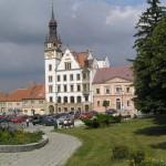 Hustopeče - historyczne centrum winiarstwa