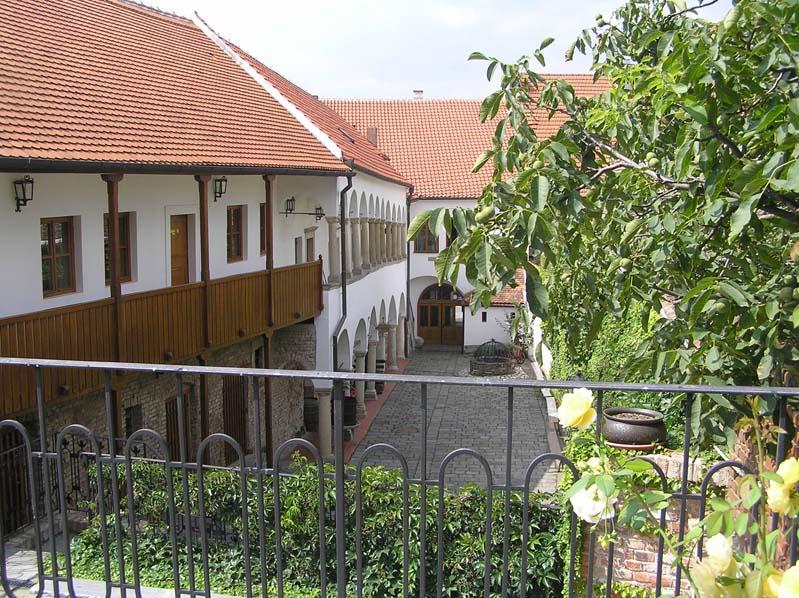 Hustopeče - renesansowy dom winiarski