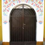 Typowe wejście do piwniczki morawskiej