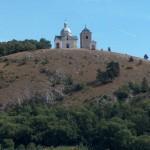 Kaplica św. Sebastiana na Tanzbergu nad Mikulowem