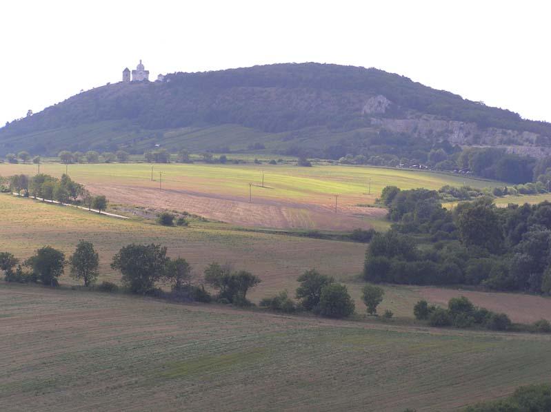 Tanzberg od wschodu