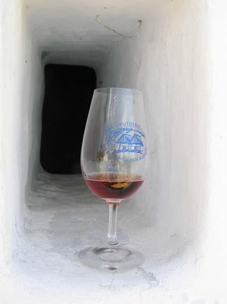 Motyw z otwartych piwnic win w Blatnicy