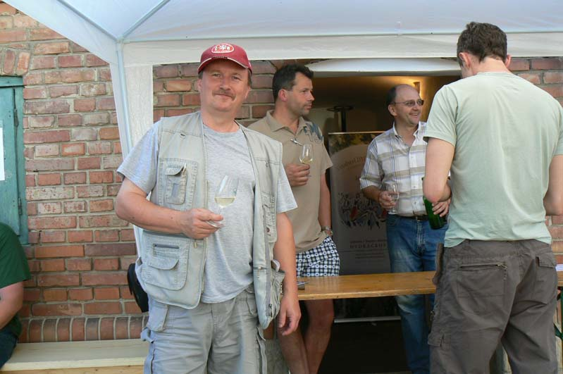 Fajna imprezka - Otwarte piwnice win-Moravská Nová Ves