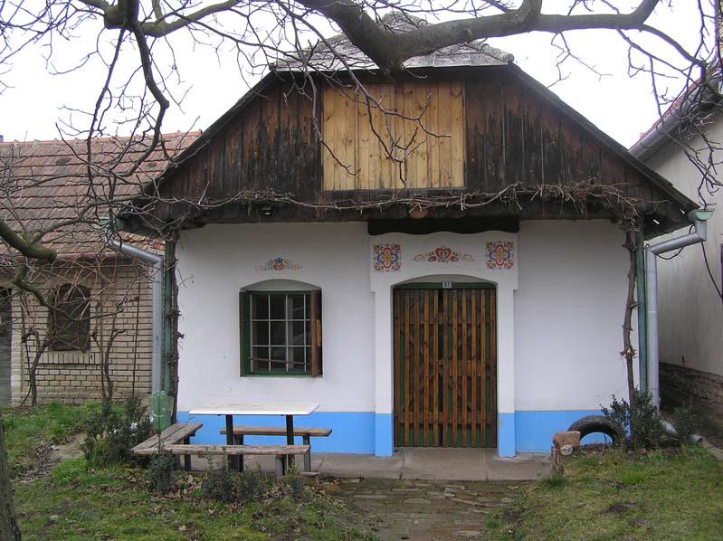 Piwniczka win w Nechorach