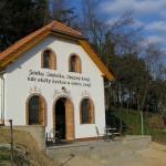 Piwniczka win w winiarstwie Sádek - subregion znojemski