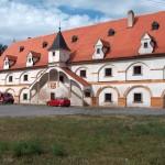 Mlyn barokowy w gminie Slup - subregion znojemski
