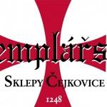 Logo - Templářské sklepy Čejkovice