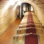 Winiarstwo Baloun - beczki barrique