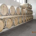 Beczki barrique w winiarstwie Maňák - Žádovice