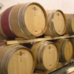 Winiarstwo Špalek – Nový Šaldorf – beczki barrique
