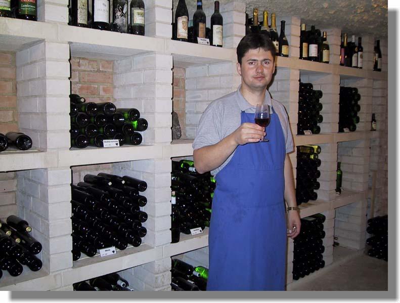 Winiarstwo rodziny Cichów - Blatnice pod św Antoninkiem
