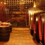 W morawskiej piwniczce win