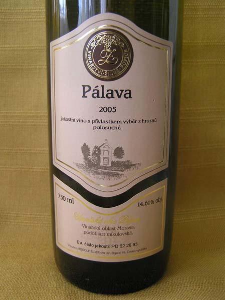 Świetna Pálava z winiarstwa Židek w Popicach