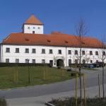 Komenda Templariuszy - dziś hotel w Čejkovicach