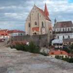 Znojmo - centrum historyczne