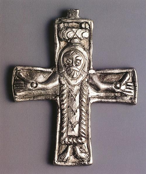 Krzyżyk z Mikulčic IX wiek